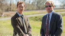 Matthew McConaughey and Woody Harrelson in True Detective (HBO)