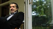 George Armoyan, president and CEO of Clarke Inc. seen at his home in Toronto. (Louie Palu/The Globe and Mail)