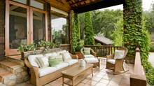 For patio decorating, bring on the new materials and, design-wise, try classic with good lines, if you are concerned about it going out of style. (Bruce Shippee/Getty Images/iStockphoto)