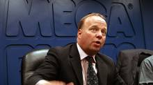 File photo of Marc Bertrand, CEO of Mega Brands. (John Morstad/John Morstad for The Globe and Mail)