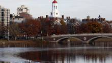Harvard is organized around the undergraduate experience. (JESSICA RINALDI/Reuters)