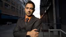 Jazz musician Vijay Iyer is director of the Banff Centre's jazz and new music program. (Handout)