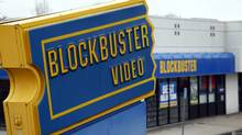Rest of Blockbuster Canada outlets to close (RICK WILKING/REUTERS)