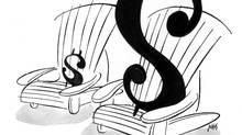 Illustratiion by Anthony Jenkins (Anthony Jenkins/The Globe and Mail)