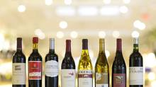 California wine sales are on the increase. (Peter Power/The Globe and Mail)