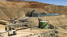 Annual production levels in the open pit at Carmen de Andacollo are forecast to hit of 80,000 tonnes. (Teck Resources/Teck Resources)