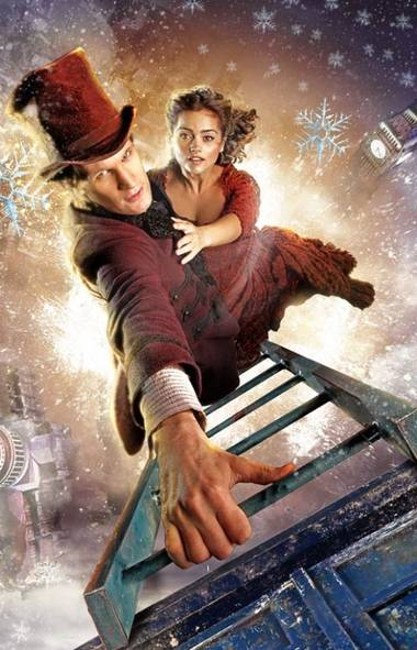 SCI-FI Doctor Who: The Snowmen (Space, 9 p.m.) No turkey for sci-fi fans this Christmas Day. Doctor Who fans need to stay awake for the annual holiday outing of this beloved British series that began in 1962 and just keeps going and going. Quirky Matt Smith returns to the role of the time-traveling alien, who this time seems barely up to a battle royale with the evil Doctor Simeon (Richard E. Grant) and his army of malevolent icy snowmen. On the upside, the good Doctor has a brand-new companion named Clara (Jenna-Louise Coleman) at his side.
