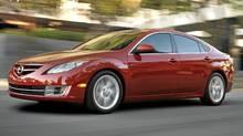 2011 Mazda6 (Bill Cash/Mazda)