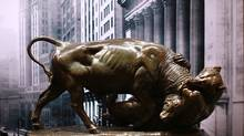 """As for the future? Ben Joyce at BMO Nesbitt Burns says: """"While the rally is vulnerable to some profit-taking in the immediate term, we believe a new bull market is under way."""" - By Steve Ladurantaye"""