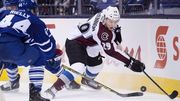 MacKinnon Leads Crosby In Scoring Heading Into Cole Harbour Showdown