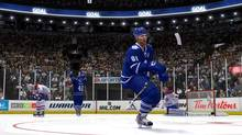 As usual, the latest EA NHL hockey game is the only place where the Leafs can win the cup. (EA Canada/Electronic Arts)