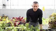 Nick Saul, executive director of the The Stop Community Food Centre, wants to expand throughout Canada. (Moe Doiron/The Globe and Mail/Moe Doiron/The Globe and Mail)