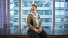 Krista Alexander, KPMG's director of talent attraction in Toronto: 'This generation really wants to be challenged.' (JENNIFER ROBERTS FOR THE GLOBE AND MAIL)
