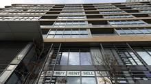 Rent a downtown condo, don't buy one. You still get to live the urban lifestyle and reduce commuting times. You'll also have a decent selection of rentals. (Fred Lum/The Globe and Mail)