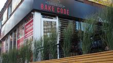 Ad agency Co-op works on a small scale to make services available for its smaller clients, such as Bake Code, a fusion bakery in Toronto.