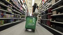 Montreal-based Dollarama has a debt/equity ratio below 30 per cent, and a return on equity over 20 per cent. (Deborah Baic/The Globe and Mail)