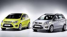Ford C-MAX and Grand C-MAX (Ford Ford)