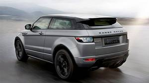 All Range Rover Evoque models have a 2-litre, 240-horsepower direct-injected turbocharged 4-cylinder engine, a 6-speed automatic transmission and full-time four-wheel drive.