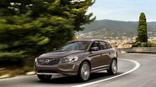 For September, Volvo retailed as many cars in China (5,719) as Volvo Canada is likely to sell this year. (Volvo)