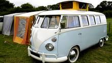 1960 Volkswagen Microbus (iStock Photo)
