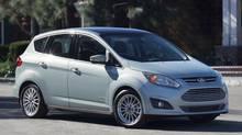 2013 Ford C-MAX Hybrid (Ford)