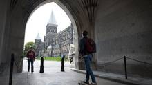 Roughly half of students borrow to pay for postsecondary education, with an average debt load of $20,000 to $25,000. (Kevin Van Paassen/The Globe and Mail)