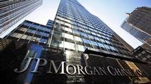 JPMorgan missed estimates in the first quarter due to weakness in its mortgage and investment-banking business. (MIKE SEGAR/REUTERS)