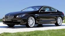 2012 BMW 650i xDrive Coupe (BMW/BMW)