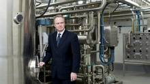 Robert Orr, Chairman of Ocean Nutrition (Aaron McKenzie Fraser/Copyright 2011 Aaron McKenzie Fraser. All Rights Reserved.Cannot be copied, duplicated or manipulated in any way, shape or for)