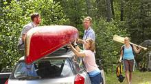 Weekend campers know that cargo space is like income: no matter how much you have, you always need more. (Jupiterimages/Getty Images)