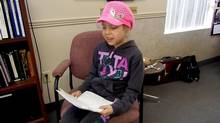 Only 11, Makayla Sault had 12 weeks of chemotherapy before pursuing 'alternative' treatments for her leukemia. She suffered a stroke and died last week. (Two Row Times)