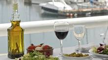 Olive oil, fresh vegetables and wine are parts of the Mediterranean diet. (Albert Gea/Reuters/Albert Gea/Reuters)