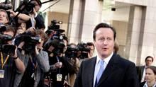 British Prime Minister David Cameron (Matthew Busch/AP)