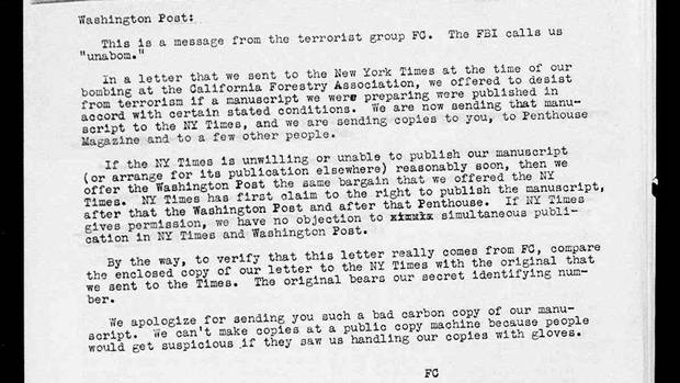 psychological development of ted kaczynski At one point she was so worried about ted's social development that she considered entering him in a psychology professor nicklaus suino paragraphs 204 and 205 of the fbi search and arrest warrant for ted kaczynski stated that experts many of them academics consulted by the.