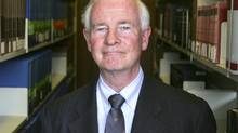 David Johnston, president of the University of Waterloo (Jim Ross/Jim Ross)