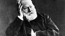 """Victor Hugo ponders what Canadian star should play Javert in the new production of his play """"Les Miserables"""" coming to Toronto next year. (NADAR/AFP)"""