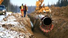 American markets to the south are drowning in natural gas, so Canada has to move its pipes toward the energy-thirsty consumers in Asia. (Inter Pipeline)