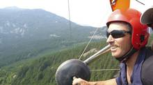 William Orders, the pilot involved in a tragic hang-gliding accident near Agassiz, B.C.