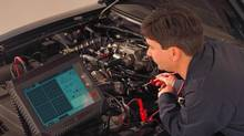 """Automobiles are already considered """"computers on wheels"""" by security experts. Vehicles are filled with dozens of tiny computers known as electronic control units, or ECUs, that require tens of millions of lines of computer code to manage interconnected systems including engines, brakes and navigation as well as lighting, ventilation and entertainment. (Ford/Wieck)"""