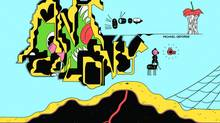 Ant Colony, by Michael DeForge