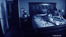 A scene from Paranormal Activity. (Paramount/AP)