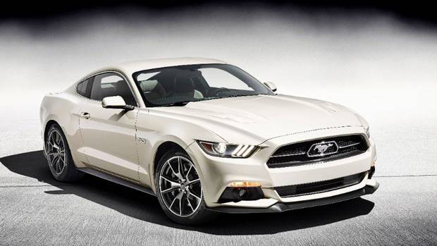 Ford is building a limited-edition Mustang GT to honour the pony car's 50th anniversary.