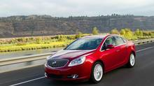2013 Buick Verano (General Motors)