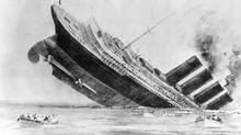 Erik Larson offers a forensic and utterly engrossing account of the Lusitania's last voyage in Dead Wake. (CP)