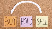 Hanging on for the long term could reap a bigger payoff than churning your own portfolio. (Luis Santos/Thinkstock)