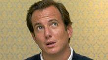 Will Arnett, best known for his role as G.O.B. on Arrested Development (Magnus Sundholm/Action Press/Magnus Sundholm/Action Press)