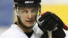 Jason Spezza of the Ottawa Senators (Jacques Boissinot/CP)