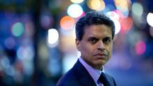 Fareed Zakaria in Toronto: 'Partisan shouters' win ratings by 'throwing red meat to an audience.' (Matthew Sherwood for The Globe and Mail)