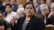Minister of Justice and Attorney General of Canada Jody Wilson-Raybould answers a question during Question Period in the House of Commons on Parliament Hill in Ottawa, on Tuesday, Jan.26, 2016. (Adrian Wyld/THE CANADIAN PRESS)