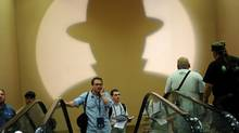 The Black Hat conference in Las Vegas this week will hear details about recent hack attacks. (Jacob Kepler/Bloomberg)